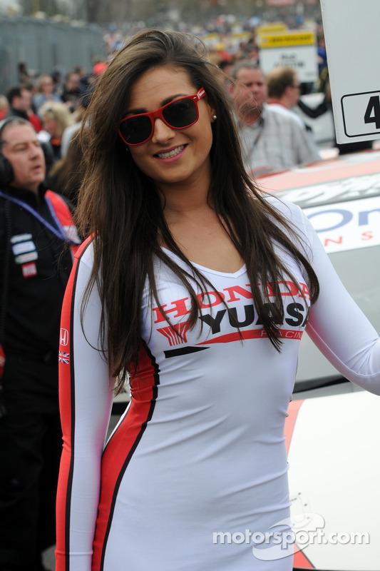 Honda Yuasa Racing Ragazze