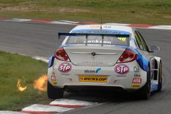 Ollie Jackson, STP Racing with Sopp en Sopp