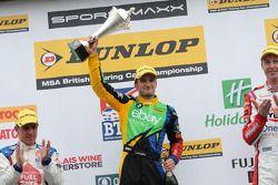 Round 3 Race Winner Colin Turkington