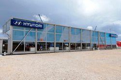Zona de Hyundai team