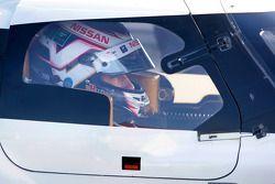 Wolfgang Reip Nissan ZEOD RC testinde