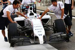 威廉姆斯FW36赛车