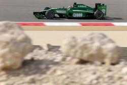 Robin Frijns, tester e pilota di riserva del Caterham F1 Team