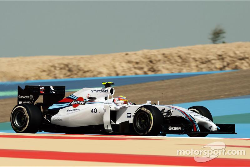 В первой пятничной тренировке состоялся официальный дебют в Ф1 Фелипе Насра – бразилец на полтора часа заменил в Williams Валттери Боттаса.