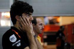 Даниэль Де Йонг. Бахрейн, пятничная квалификация.