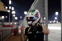 Натанаэль Бертон. Бахрейн, пятничная квалификация.