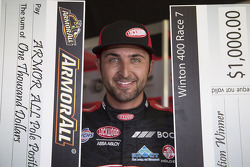 Pole position Fabian Coulthard, Lockwood Racing