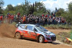Thierry Neuville et Nicolas Gilsoul, Hyundai i20 WRC, Hyundai Motorsport