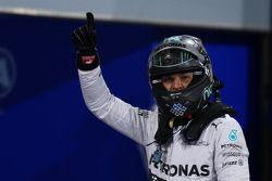 杆位: 尼克·罗斯伯格, 梅赛德斯AMG F1车队