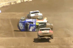 Arie Luyendyk Jr. crasht zwaar