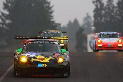 Norbert Siedler, Richard Westbrook, Mike Stursberg, Hans Guido Riegel, Haribo Racing Team, Porsche 9