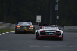 Rahel Frey, Christian Frankenhout, Dominique Bastien, Christian Bollrath, 奥迪比赛经验, 奥迪R8 GT3 LMS