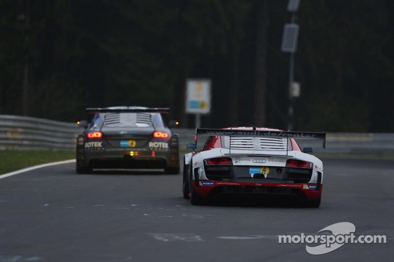 Rahel Frey, Christian Frankenhout, Dominique Bastien, Christian Bollrath, Audi race experience, Audi