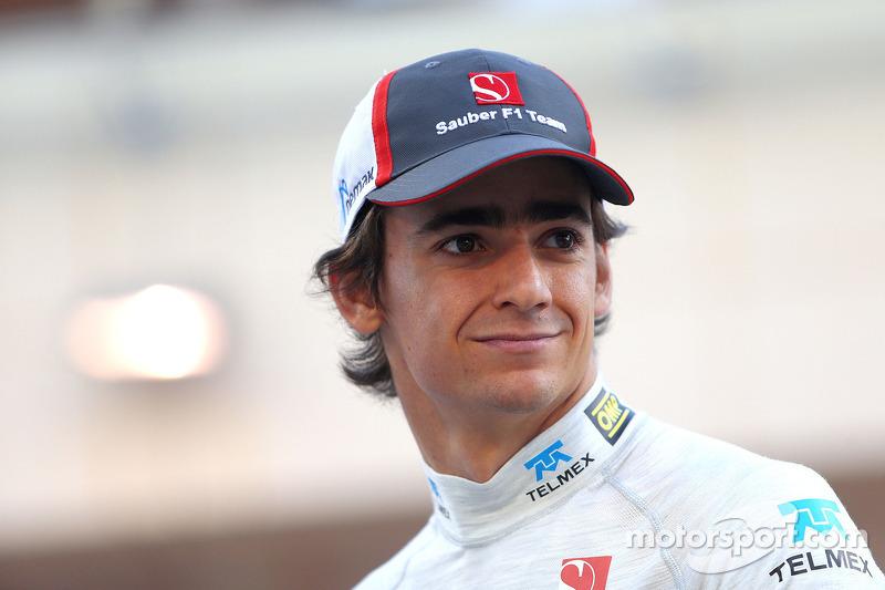 Esteban Gutierrez, Sauber F1 Takımı  06