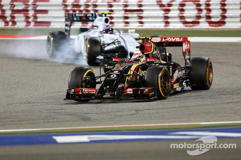 Pastor Maldonado, Lotus F1 Takımı 06