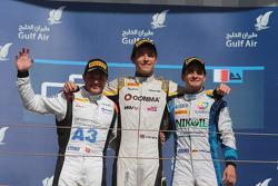 Race winner Jolyon Palmer