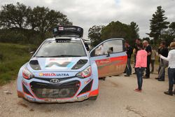 Thierry Neuville和Nicolas Gilsoul, 现代i20 WRC, 现代车队