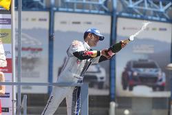 Le vainqueur Sébastien Ogier