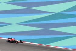 Макс Чилтон. Апрельские тесты в Бахрейне, Четверг.