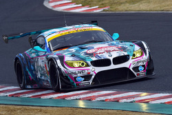 #4 Goodsmile Hatsunemiku 宝马 Motorsport Z4 GT3: 谷口信輝, 片岡龍也