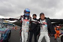 GT300胜利者谷口信辉,片冈龙也
