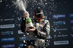 Vencedor Chris Forsberg