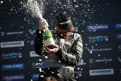Winner Chris Forsberg