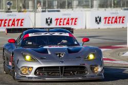 #91 SRT Motorsports SRT 蝰蛇 GTS-R: 多米尼克·法恩巴赫, 马克·古森斯