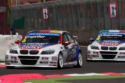 Franz Engstler, 320 TC, Liqui Moly Team Engstler y Pasquale di Sabatino, BMW 320 TC, Liqui Moly Team