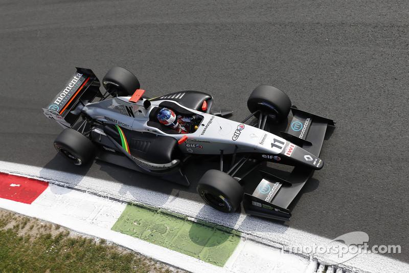 Will Stevens, Strakka Racing