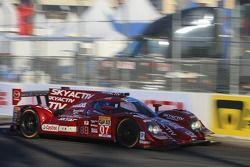 #07 SpeedSource 马自达: 乔尔·米勒, 特里斯坦·努涅兹