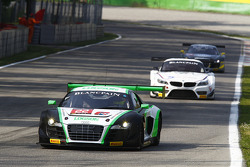 #22 Team Parker Racing Audi R8 LMS Ultra: Ian Loggie, Chris Jones, Julian Westwood