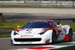 #41 Sport Garage 法拉利 458 Italia: 罗曼·布兰德拉, 乔治·卡巴内斯, 贝纳德·德莱; Sport Garage 法拉利 458 Italia: 罗曼·布兰德拉, 乔治·