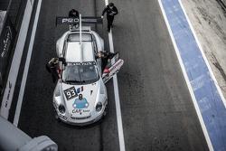 #93 Pro GT by Almeras Porsche 997 GT3R: Eric Dermont, Franck Perera