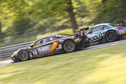 #16 Boutsen Ginion Team McLaren MP4-12C: Alex Demirdjan, Shahan Sarkissian, Phil Quaife