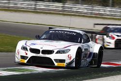 #43 ROAL Motorsport BMW Z4: Stéphane Comandini, Eugenio Amos, Stefano Colombo