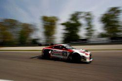 #35 Nissan GT Academy Team RJN Nissan GT-R Nismo GT3: Mark Shulzhitskly, Miguel Faisca, Katsumasa Chiyo