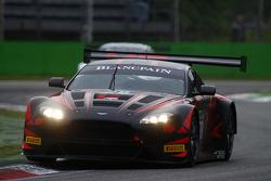 #38 MP Motorsport AMR Aston Martin Vantage GT3: Joe Osborne, Mark Poole, Richard Abra