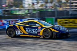 #9 K-PAX Racing 迈凯伦 12C GT3: 阿历克斯·菲格