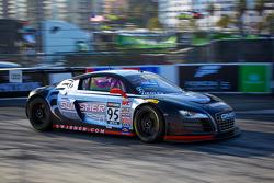 #95 Swisher Racing Audi R8 Ultra: Bill Ziegler
