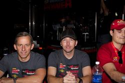 DragonSpeed: Henrik Hedman et Mike Hedlum