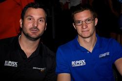 K-Pax Racing: Alex Figge et Robert Thorne