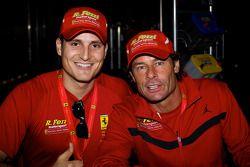 R. Ferri Motorsport: Albert Von Thurn Und Taxis et Anthony Lazzaro