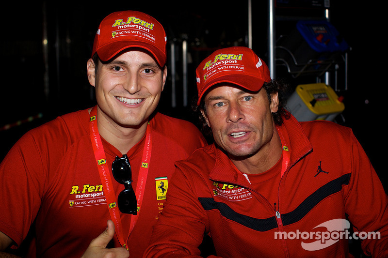 R. Ferri Motorsport: Albert Von Thurn Und Taxis ve Anthony Lazzaro