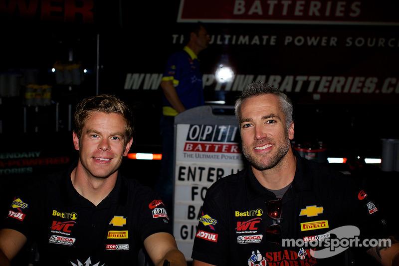 BestIT Racing: Andy Lee ve Geoff Reeves