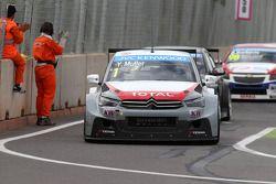 Yvan Muller, 雪铁龙C-Elysee WTCC赛车,雪铁龙-道达尔WTCC车队