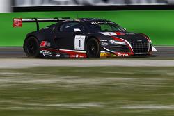 #1 Belgian Audi Club Team WRT, Audi R8 LMS Ultra: Cesar Ramos, Marc Basseng, Laurens Vanthoor