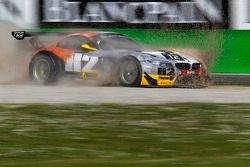 #12 TDS Racing 宝马 Z4: 尼基·卡茨伯格, 亨利·阿西