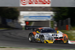 #12 TDS Racing BMW Z4: Nicky Catsburg, Henry Hassid