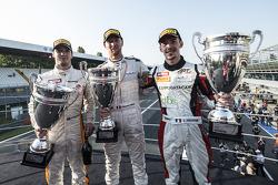 Pro-Cup vencedores: Gregoire Demoustier, Alexandre Prémat, Alvaro Parente